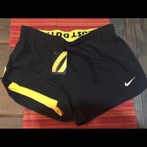 Nike Livestring size M running shorts